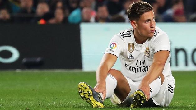 Sevilla quan tâm đến Marcos Llorente của Real Madrid - Bóng Đá