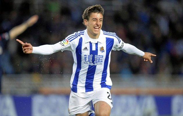Man City trả 75 triệu mua Mikel Oyarzabal - Bóng Đá