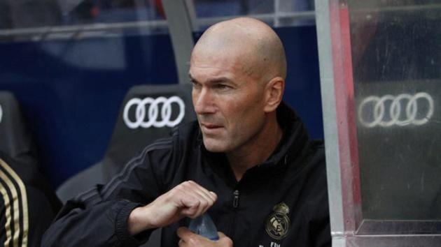 Zidane phát biểu sau trận đấu - Bóng Đá