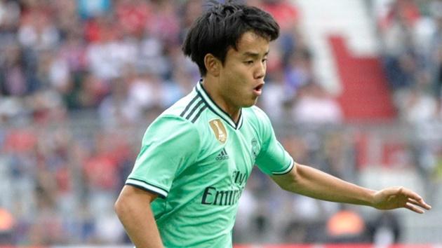 Kubo gia nhập Real Mallorca - Bóng Đá
