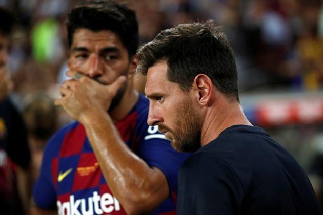 Barcelona xác nhận đội hình tham dự Champions League - Bóng Đá