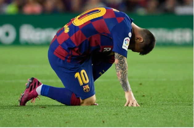 Dani Alves: Barca sẽ tìm được người thay thế Messi - Bóng Đá