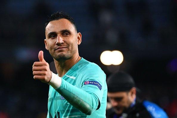 Keylor Navas made 10 saves against Real Madrid - Bóng Đá
