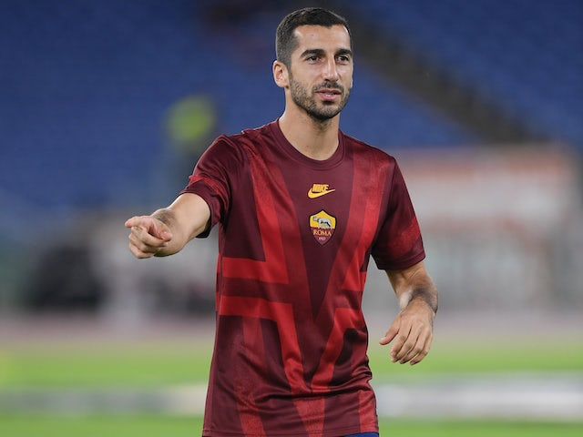 Arsenal reject Roma bid for Henrikh Mkhitaryan? - Bóng Đá