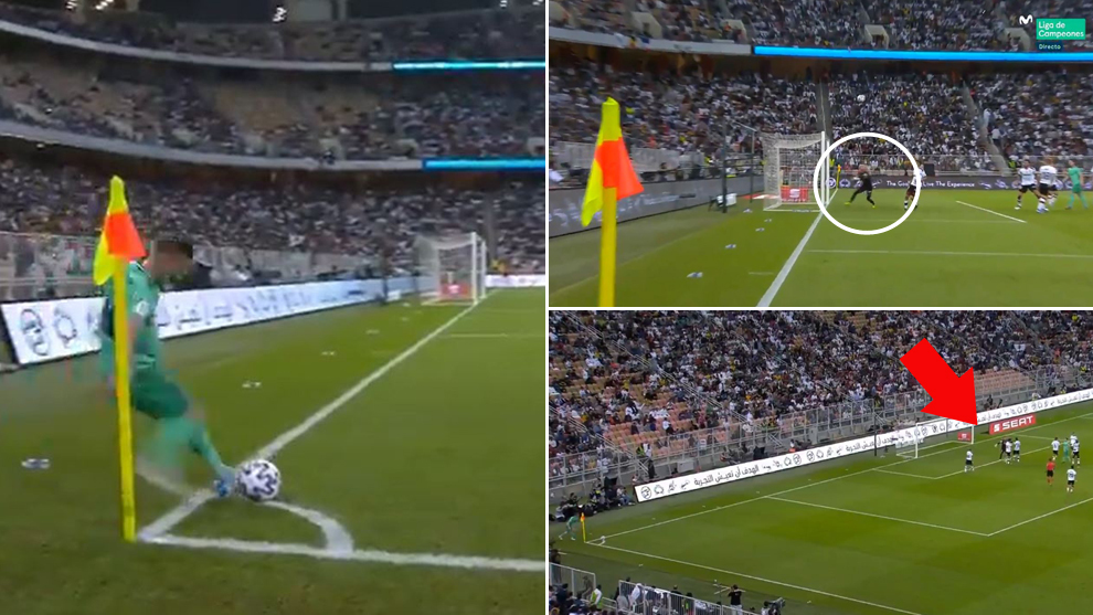 Kroos' Olympic goal: Genius from the German or a goalkeeping error? - Bóng Đá