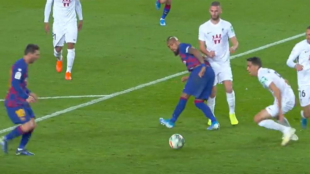 Barcelona's terrific team goal - Bóng Đá