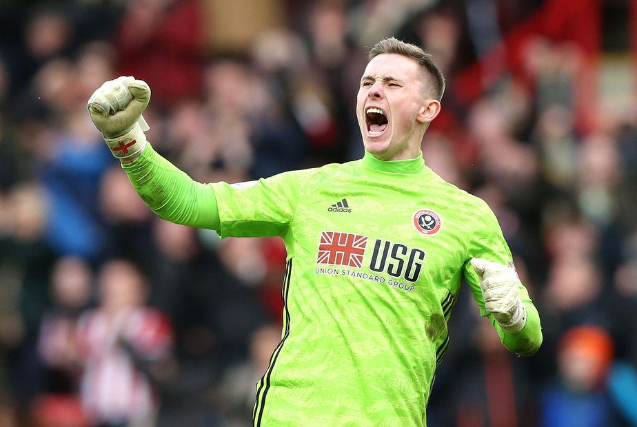 Sheffield United: Fans hail Dean Henderson for 'absolute world class' save - Bóng Đá