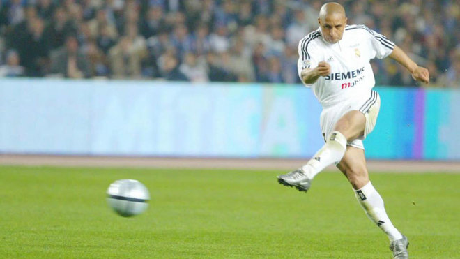 Roberto Carlos: In 10 minutes I left Inter and joined Real Madrid - Bóng Đá