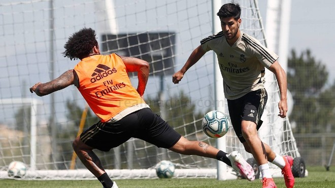 Asensio: Real Madrid are going to try and win everything that remains - Bóng Đá