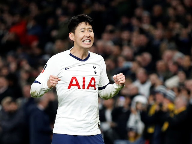 Real Madrid 'considering Son Heung-min offer' - Bóng Đá
