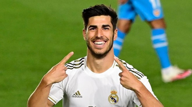 Asensio scores with his first touch after 11 months out - Bóng Đá
