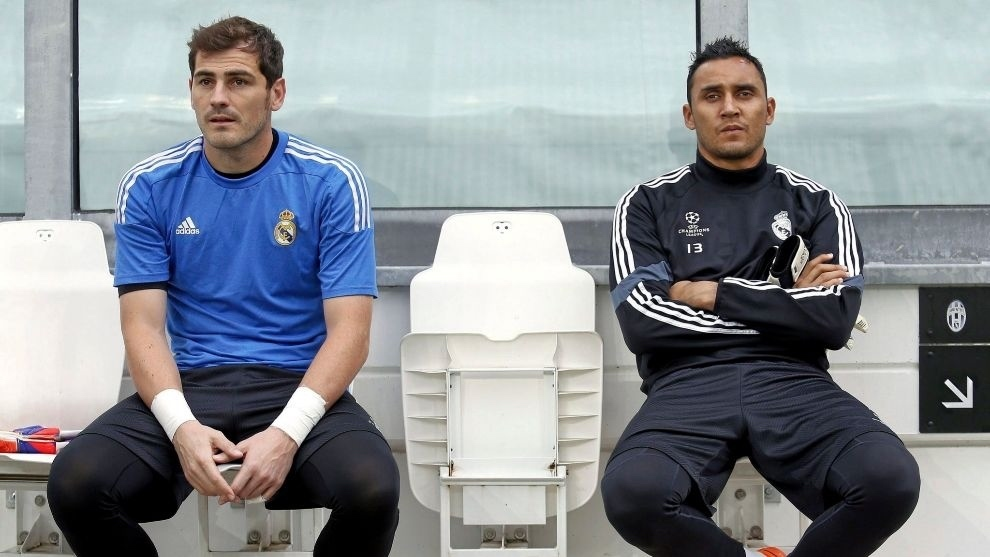 Keylor Navas is the only goalkeeper to ever match Casillas at Real Madrid - Bóng Đá