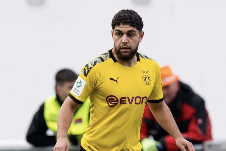TRUE RED Man Utd hand trial to Reda Khadra, 19, as Solskjaer considers snapping-up up ex-Borussia Dortmund star on free transfer - Bóng Đá