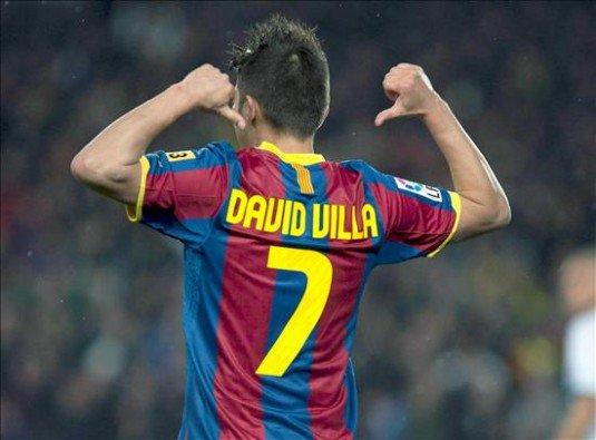 Những số 7 của Barca - Bóng Đá