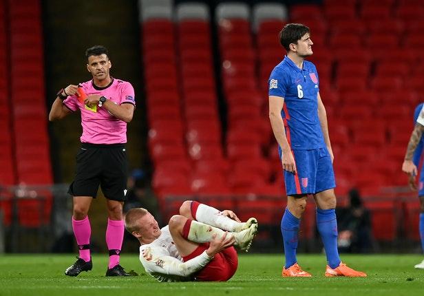 'He's a strong guy' – Harry Kane backs Harry Maguire to bounce back - Bóng Đá