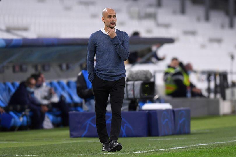 Pep Guardiola reveals how Marseille surprised Man City in Champions League fixture - Bóng Đá
