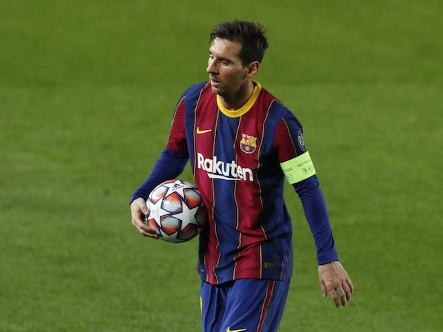 Lionel Messi to extend stay at Barcelona? - Bóng Đá