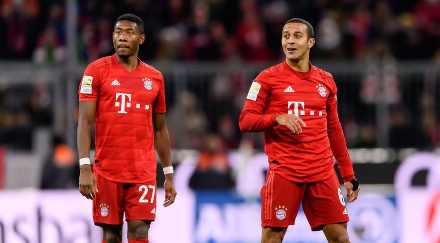 Liverpool 'given green light to move for David Alaba' - Bóng Đá