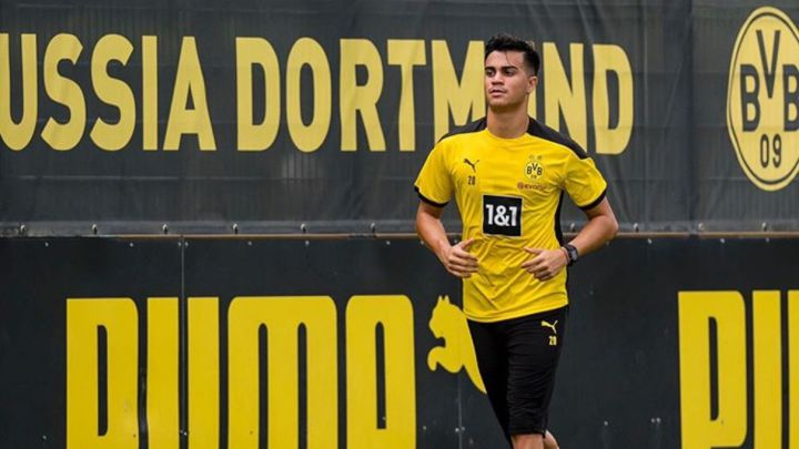 Real unhappy with Dortmund's handling of Reinier - Bóng Đá