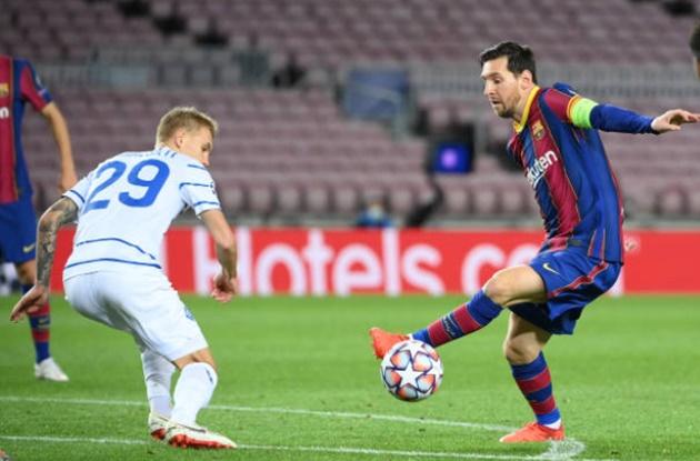 Ter Stegen trổ tài, Barca giành thắng lợi nghẹt thở trên sân nhà - Bóng Đá