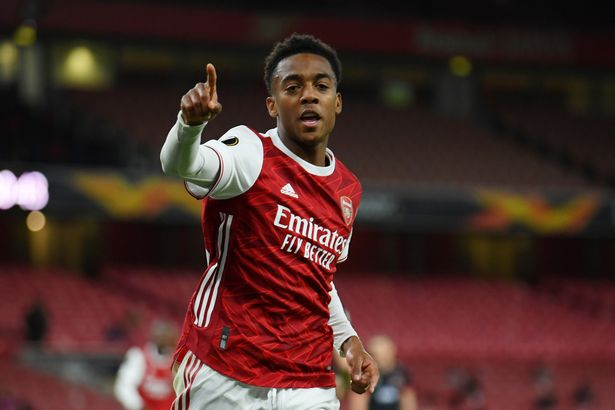 Mikel Arteta sends message to Joe Willock after Arsenal star's man of the match display - Bóng Đá