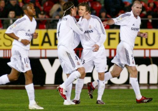 David Beckham keen for Ramos to join him at Inter Miami - Bóng Đá