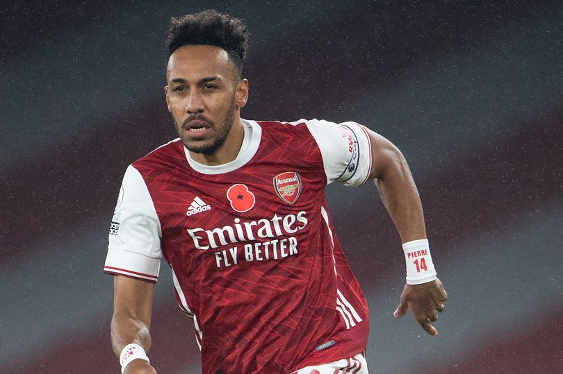 Pierre-Emerick Aubameyang makes revealing personal admission about becoming Arsenal captain - Bóng Đá