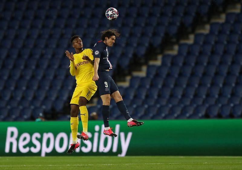 Man Utd set sights on Dortmund defender Zagadou - Bóng Đá