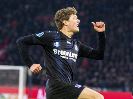 Lewandoswki, Vardy, Mbappe: The best minutes-per-goal ratios in Europe's top five leagues - Bóng Đá