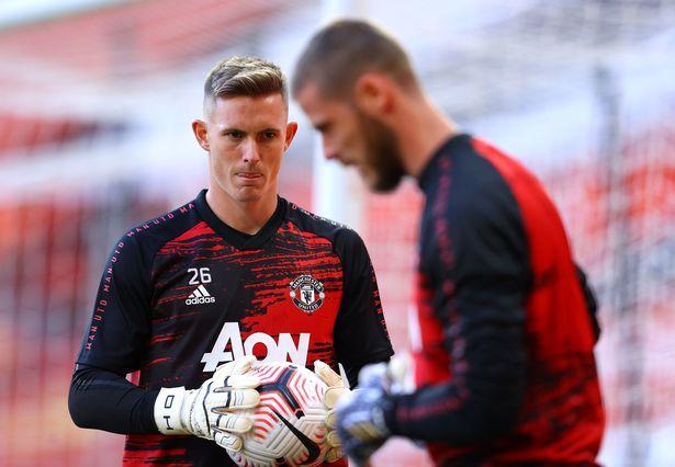 Man Utd goalkeeper Dean Henderson tipped for shock Celtic loan transfer - Bóng Đá