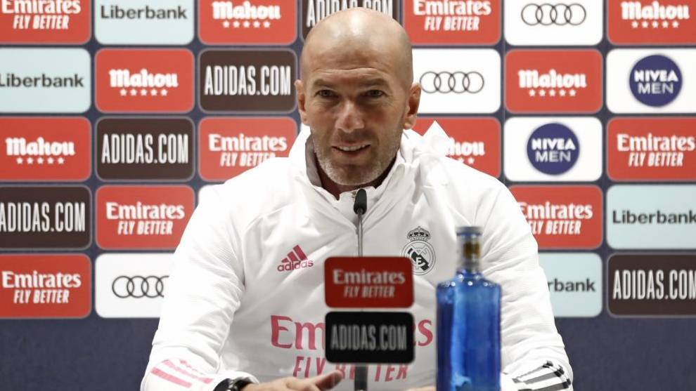 Zidane: The sooner Ramos' contract situation is resolved, the better - Bóng Đá