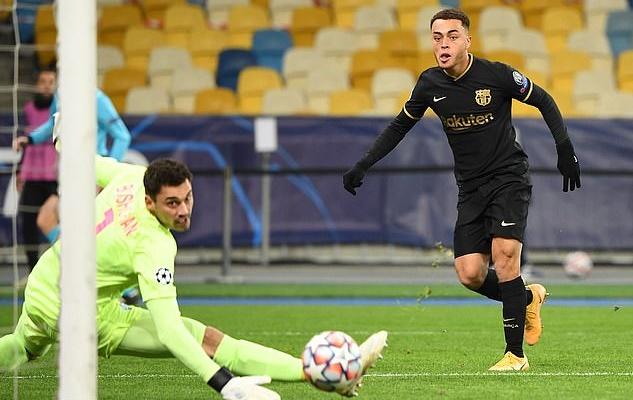 Sergino Dest: I hope the goal is the first of many! - Bóng Đá