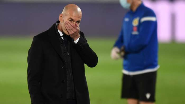 I don't have an explanation' - Zidane at a loss after Real Madrid stunned at home by Alaves - Bóng Đá