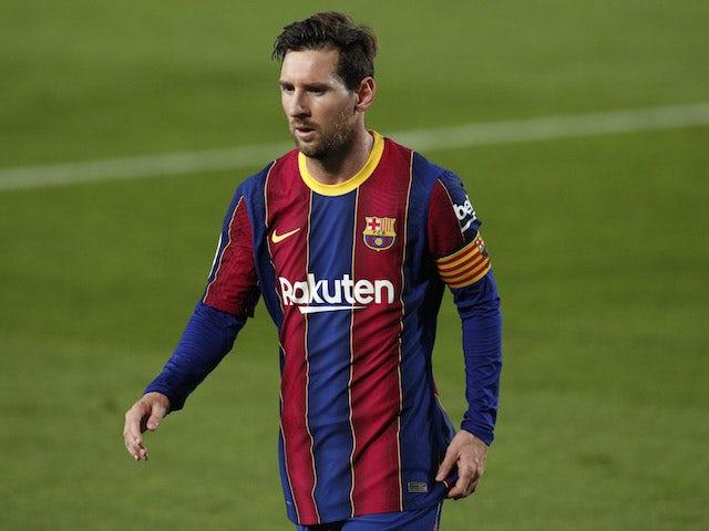 Manchester City to make January bid for Lionel Messi? - Bóng Đá