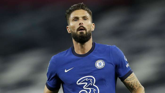 'I play with serenity' - Giroud revelling in Chelsea form as he praises Leeds - Bóng Đá