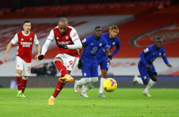 TRỰC TIẾP Arsenal 1-0 Chelsea: Lacazette mở tỷ số - Bóng Đá
