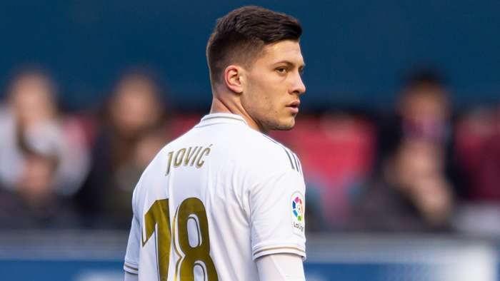 Jovic offered route out of Real Madrid by former employers at Eintracht Frankfurt - Bóng Đá