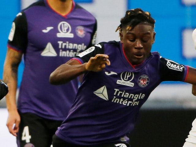 Manchester United want Toulouse teenager Kouadio Kone? - Bóng Đá