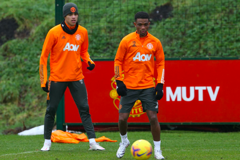 Solskjaer passes judgment on Diallo after watching him in opening Man United training sessions - Bóng Đá