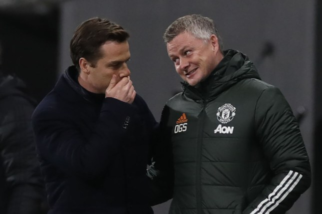 Ole Gunnar Solskjaer claims Man Utd 'needed' to concede early at Fulham  - Bóng Đá