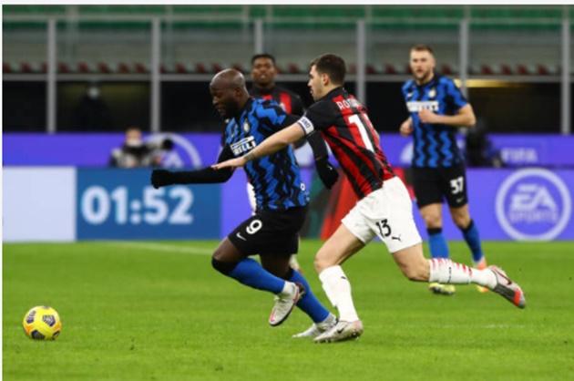 TRỰC TIẾP Inter Milan 0-0 AC Milan: Lukaku bắn phá  - Bóng Đá