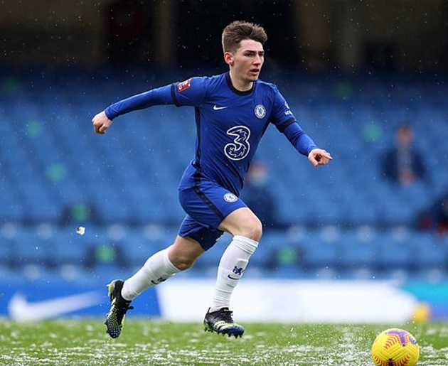Billy Gilmour wants Chelsea loan exit to boost Scotland hopes - Bóng Đá