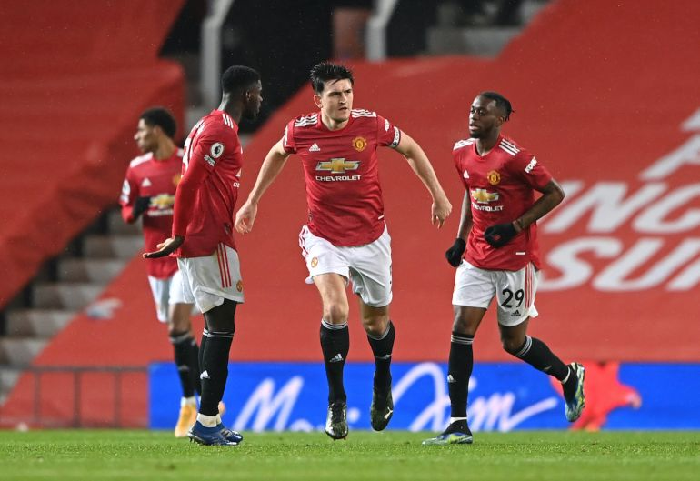 Maguire urges Man United stars to stand up after falling against Sheffield United - Bóng Đá