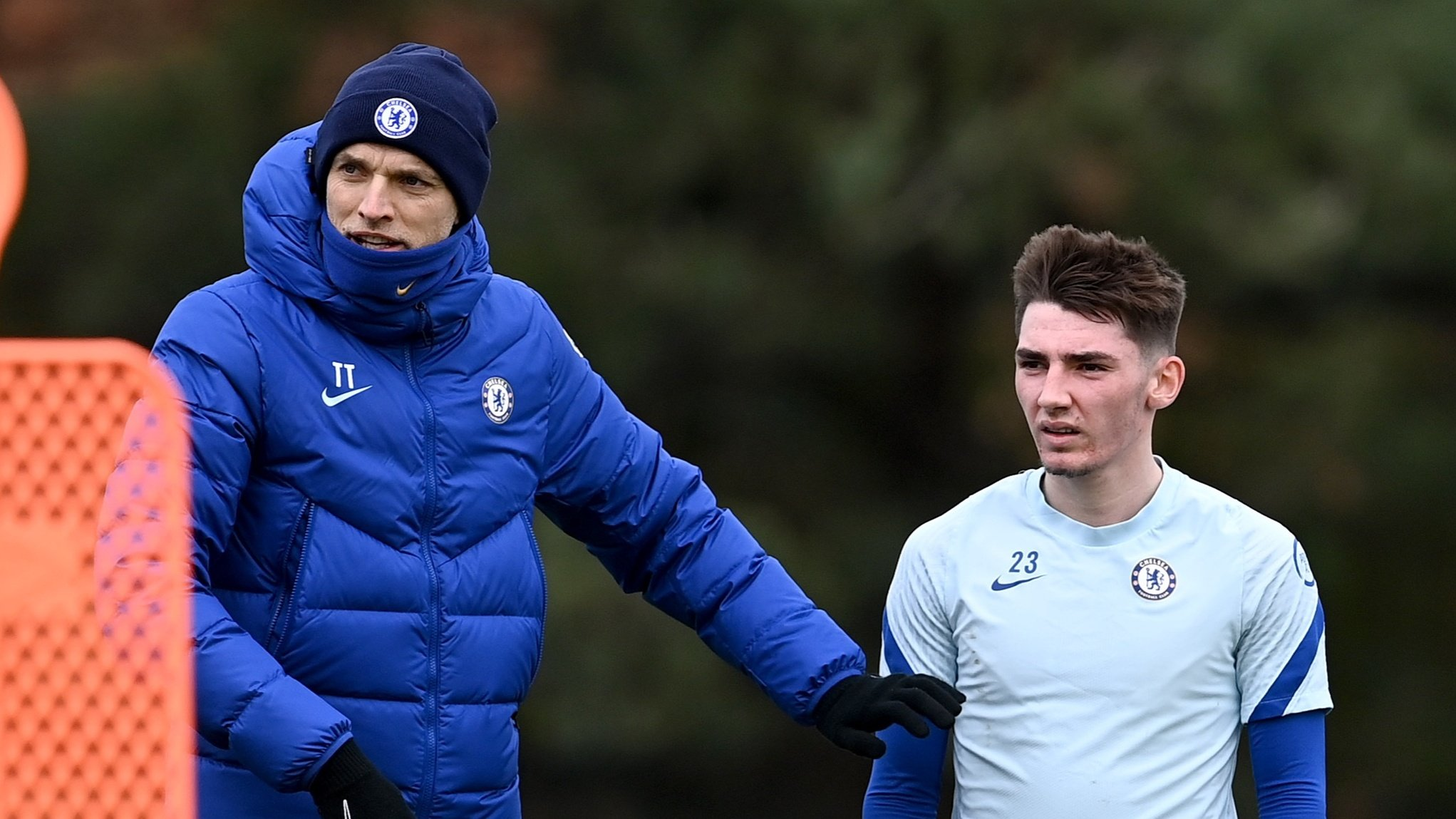 Billy Gilmour linked with loan move to rising Premier League force - Bóng Đá