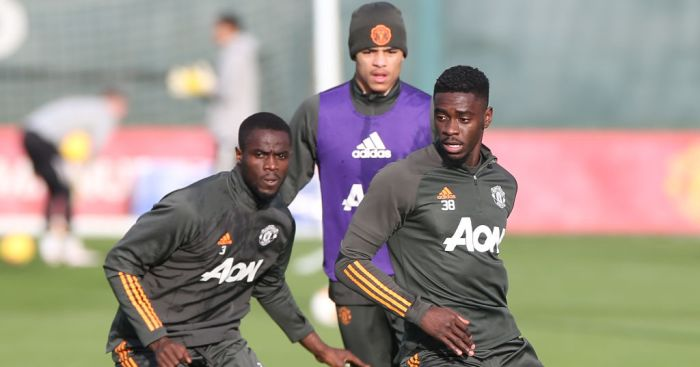 Manchester United 'could allow Axel Tuanzebe to leave on loan' - Bóng Đá