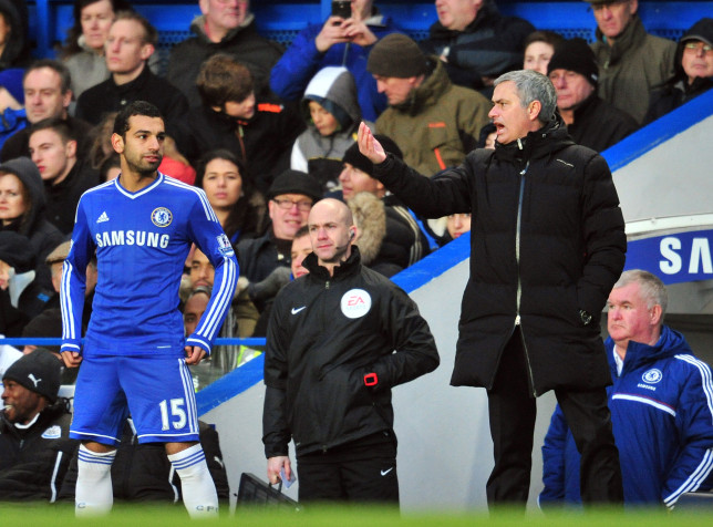 Filipe Luis reveals Jose Mourinho sold Chelsea attacker Mohamed Salah even though he 'played like Lionel Messi in training' - Bóng Đá