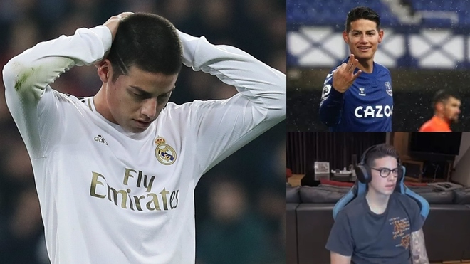 James Rodriguez: Nobody at Real Madrid wants me anymore - Bóng Đá