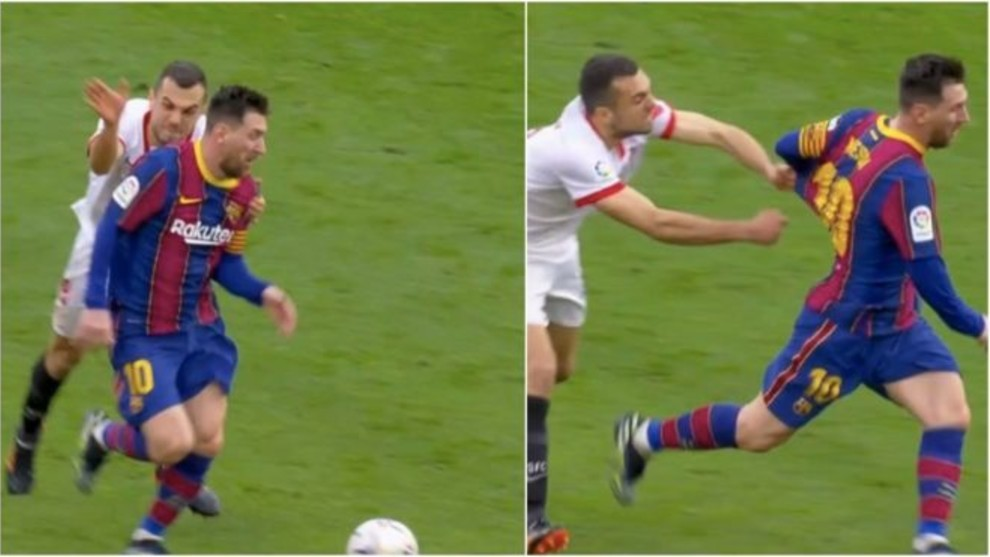Jordan's failed Messi grab goes viral - Bóng Đá