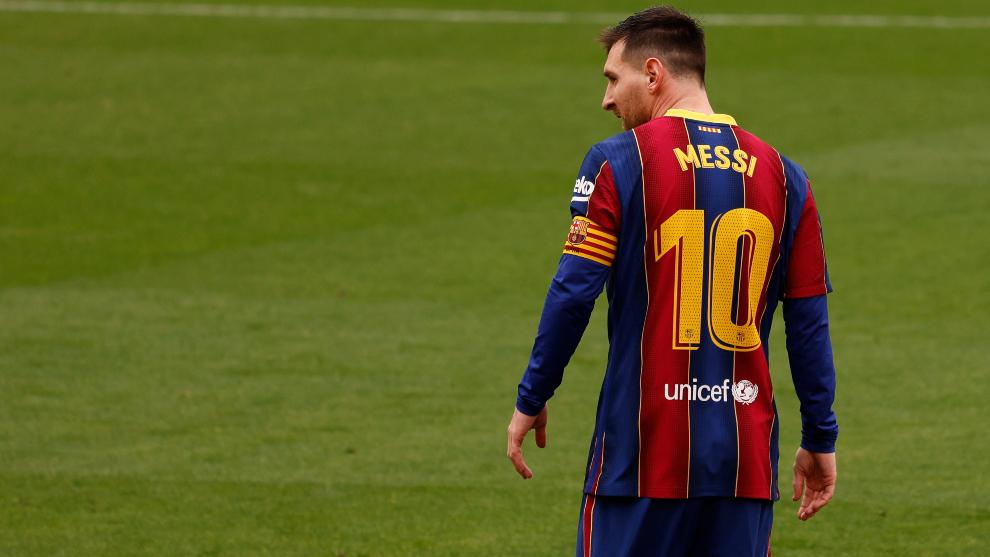 The numbers that defy talk of a Messi decline - Bóng Đá
