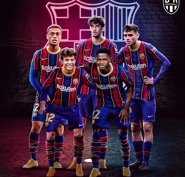 Từ Man Utd đến Barcelona: Những CLB sở hữu dàn sao U23 đình đám nhất - Bóng Đá